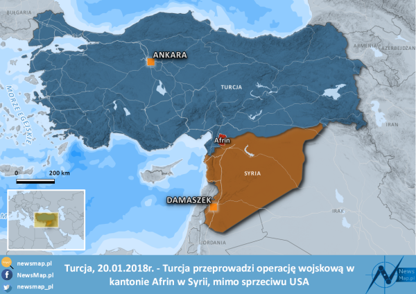 Turcja-Afrin