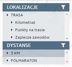 Informacja mapa interaktywna