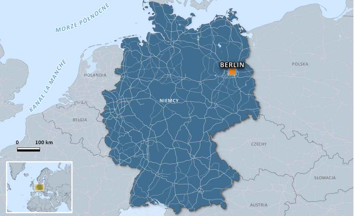 Berlin-Niemcy