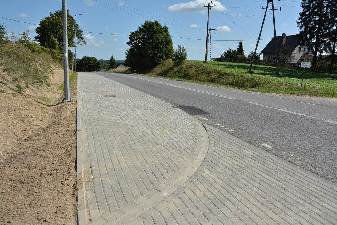 Chodnik Borkowo