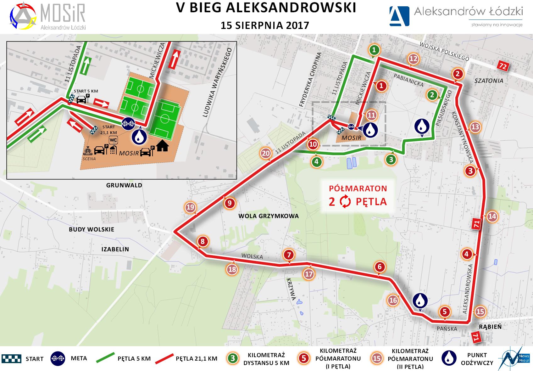 Aleksandrów (on-line)