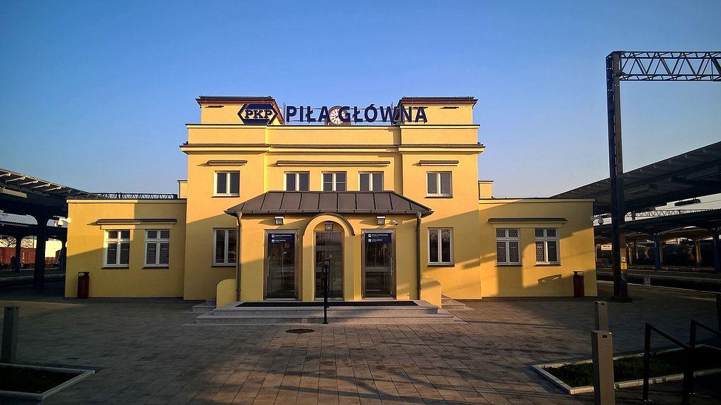 Dworzec _Piła_Główna