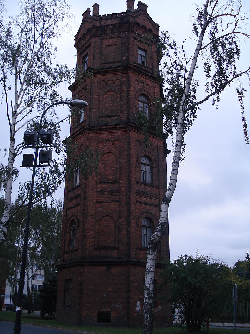 Wieża Ciśnień Płock